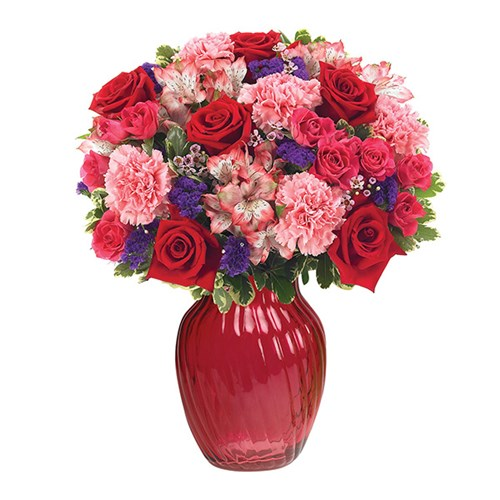 Ever-Budding Romance flowers for anniversary gifts & more